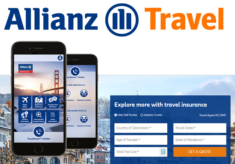 Allianz Travel Insurance - Get a Travel Insurance Quote | Travel Insurance