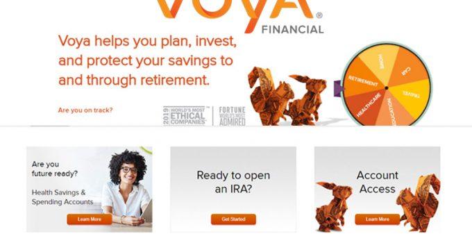 VOYA - VOYA Investments | VOYA Financial Insurance