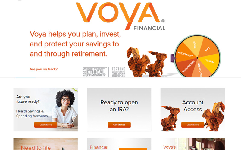 VOYA – VOYA  Investments Financial Insurance | VOYA Login