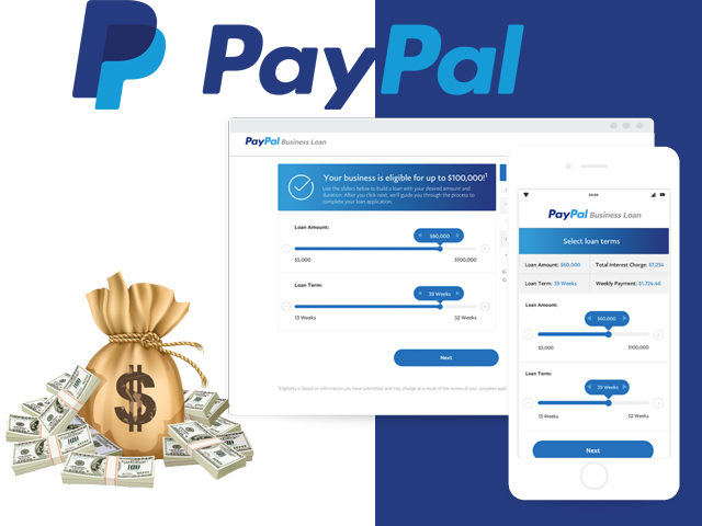 PayPal Business Loan – How to Get a Business Loan  | PayPal Working Capital