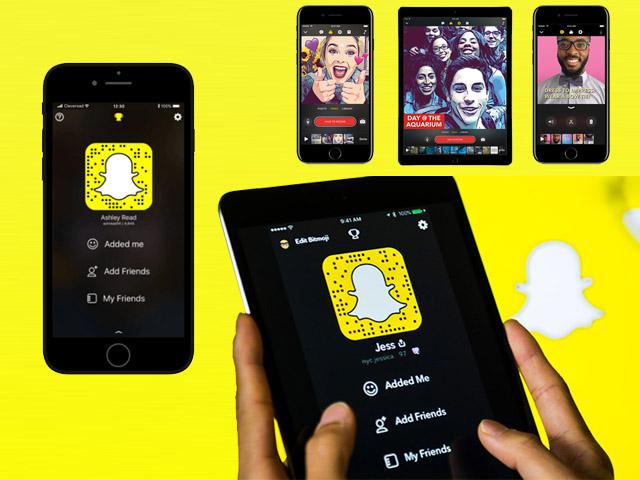 Snapchat Dark Mode – Does Snapchat Have a Dark Mode | How to Turn on Dark Mode On Snapchat
