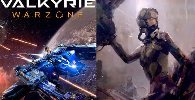 EVE Valkyrie - EVE Valkyrie Warzone | EVE Valkyrie VR