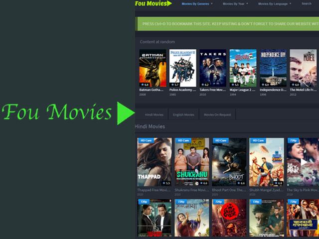 Foumovies Download - Download Latest HD Hollywood, Bollywood Movies From FOU MOVIES | FOU Movies Download | Foumovies.com