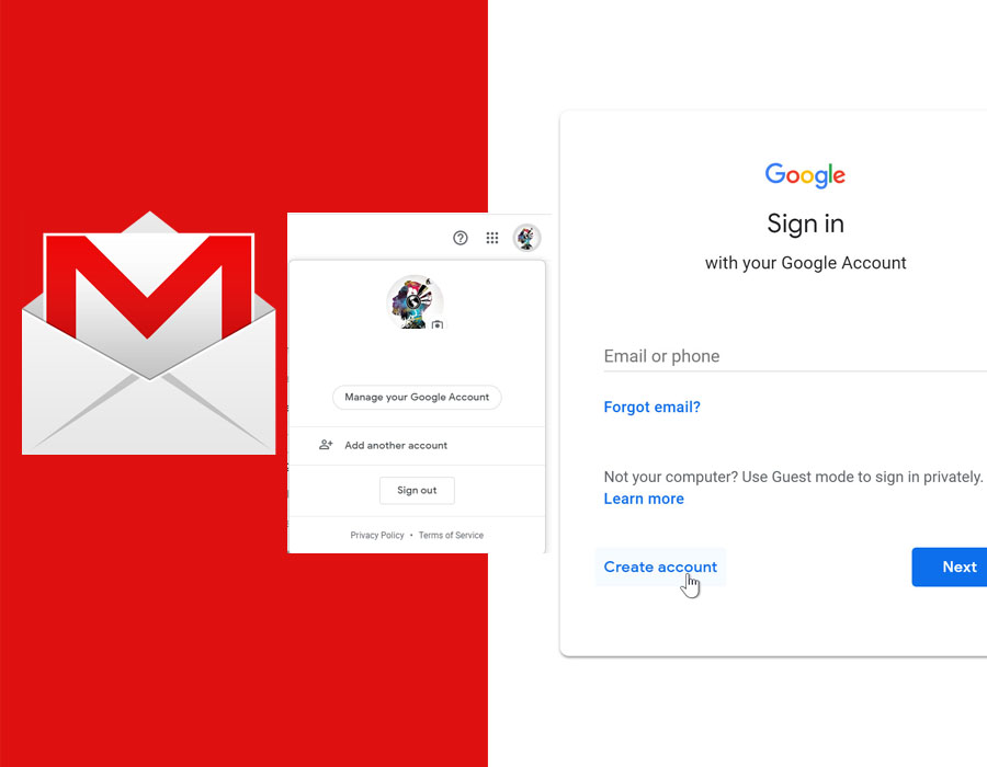 Gmail Sign In Add Account – How to Add an Account to Gmail Mobile | Gmail Login Different User