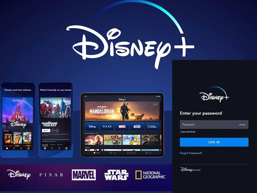 Disney Plus Login – How to Login to Disney Plus account | Disney+ Login
