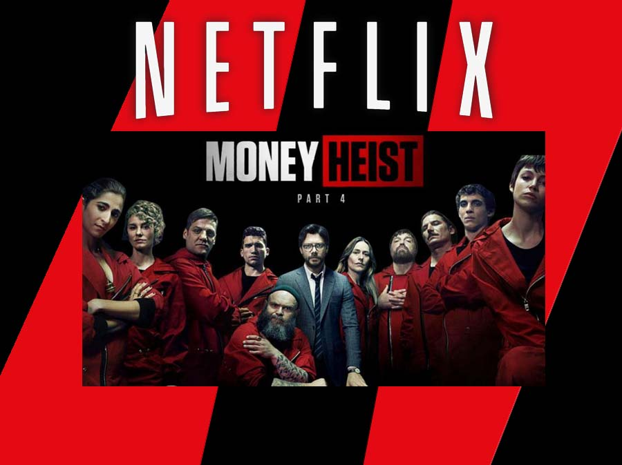 Netflix Money Heist - How to Watch Money Heist Season 4 on Netflix