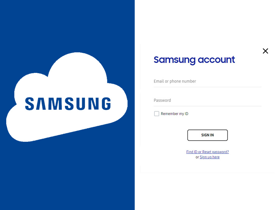 Samsung Cloud Login - How to Access Samsung Cloud Storage | Samsung Cloud Account