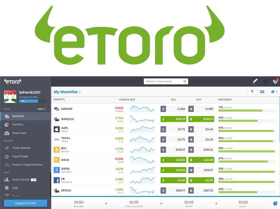 eToro - is eToro Legit | eToro Review