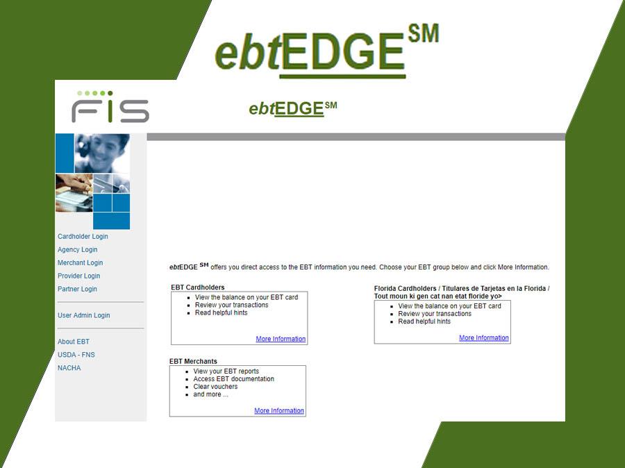 ebtEDGE Login – ebtEDGE.com Cardholder Login | EBT Card Balance
