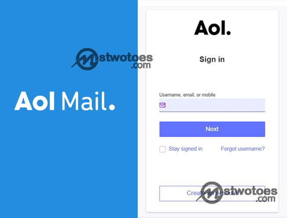 Mail login aol