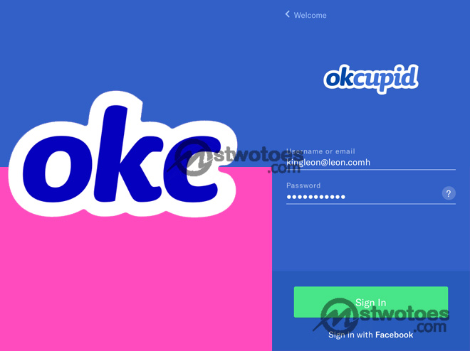 OkCupid Sign in - How to Sign in OkCupid   OkCupid Sign in Mobile