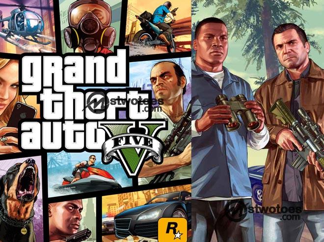 Grand Theft Auto V - How to Download Grand Theft Auto V | GTA V