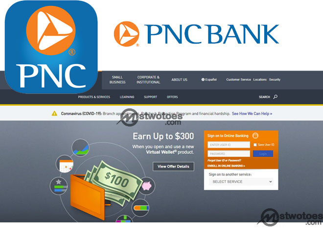 PNC Bank Online Banking - How to Open Online Banking with PNC
