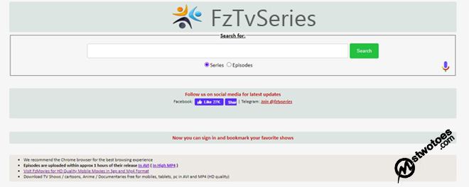 FzTvSeries – Download Best FzTvSeries TV Shows for Free on FzTvSeries.net | MobileTVshows.net