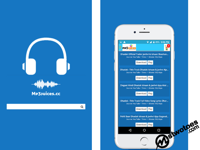 Mp3 Juice App Free Mp3 Music Downloader Mp3juices Free Downloader Mstwotoes Com