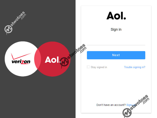 How to Login to AOL Verizon Email with Old Verizon Email Account