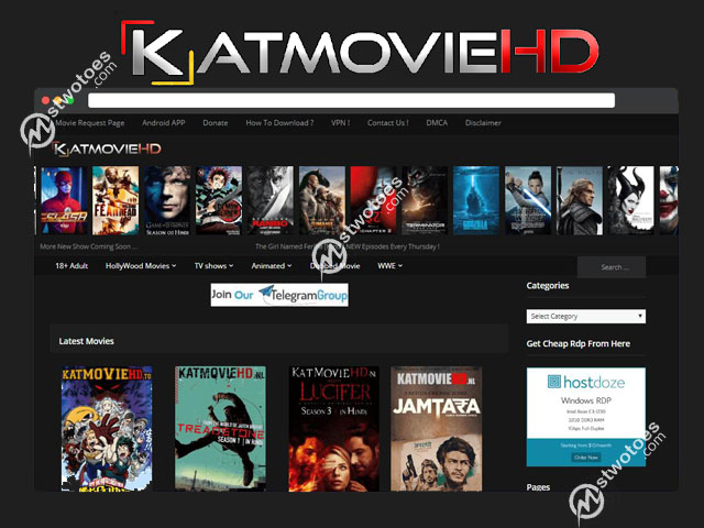 KatmovieHD – Illegal HD Movies Download Website | KatmovieHD Bollywood