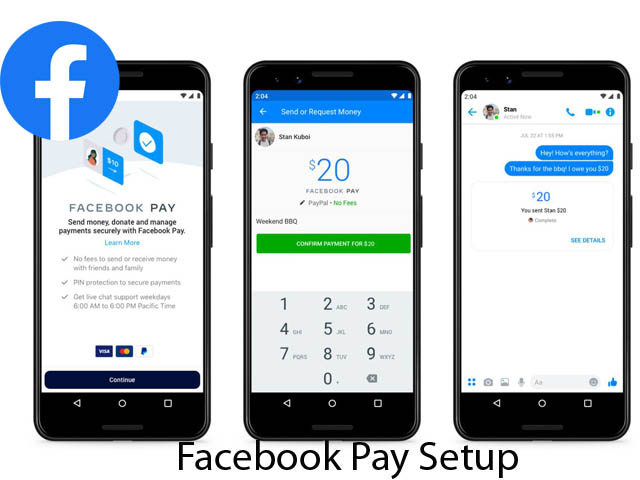 Facebook Pay Setup – How to Set Up Facebook Pay on Facebook and Messenger | Facebook Payment Settings